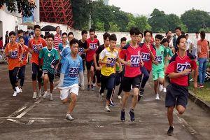 Các quận Cầu Giấy, Tây Hồ thi chung kết Giải chạy Báo Hànôịmới