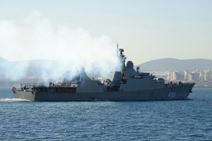 Tàu Gepard 3.9 thực hiện hải trình dài nhất lịch sử tới 3 nước Đông Á