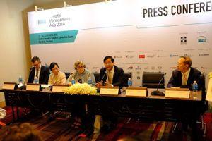 Việt Nam đăng cai tổ chức Hội nghị quản lý bệnh viện châu Á