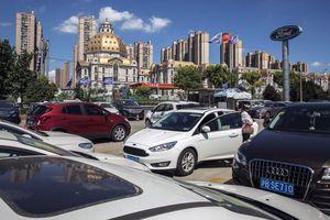 Xe Mỹ thất sủng tại Trung Quốc