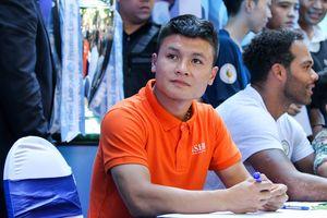 Quang Hải đặt mục tiêu lớn tại AFF Cup 2018