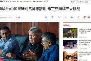 Báo Trung Quốc lo gặp Việt Nam ở vòng loại U23 châu Á