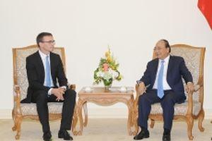 Thủ tướng Nguyễn Xuân Phúc tiếp Bộ trưởng Ngoại giao Estonia; Chủ tịch JICA