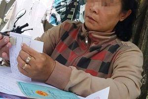 Vụ 'Bà giữ xe làm CMND siêu tốc': Công an không làm dịch vụ