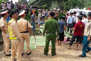 Ám ảnh hiện trường tai nạn thảm khốc 11 người chết ở Lai Châu