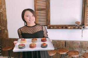 Giới trẻ kiếm bội tiền nhờ tự làm bánh Trung thu handmade