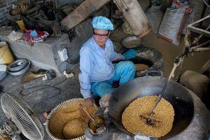 Lưu luyến 'hương cốm' làng Nông Xá