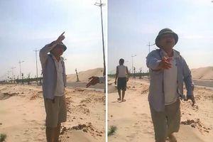 Kết luận vụ Phó giám đốc Trung tâm phát triển quỹ đất dọa bắn công an xã