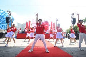 Khánh thành khuôn viên trường đại học đầu tiên ở Việt Nam cấp bằng từ Anh quốc