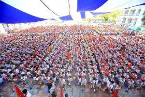 Trường đông học sinh nhất Hà Nội quyết định học 1 buổi/ngày