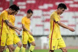 Trung Quốc ngại gặp U23 Việt Nam ở vòng loại châu Á