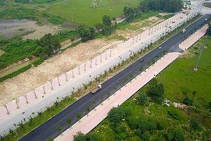 Ngắm từ trên cao tuyến đường 5.000 tỉ nối bốn quận, huyện tại Hà Nội