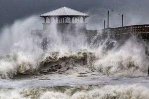 Mỹ tả tơi vì siêu bão Florence, Philippines oằn mình 'gánh' Mangkhut