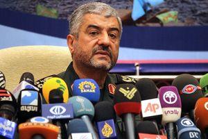 Iran thừa nhận không kích lực lượng người Kurd ở Iraq