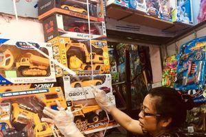 Doanh nghiệp sản xuất đồ chơi trẻ em 'loay hoay' với bài toán xây dựng thương hiệu