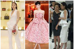 Nhã Phương lộ bụng to bất thường - Angela Phương Trinh lấy lại danh xưng 'nữ hoàng thảm đỏ' tuần qua