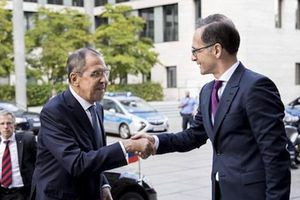 Ngoại trưởng Đức và Nga thảo luận về tình hình Syria