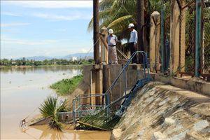 Ninh Thuận: Người dân khổ sở vì nước sinh hoạt bốc mùi bùn non, rong rêu