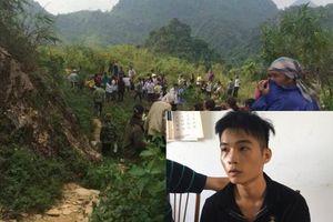 Đã bắt được nghi phạm thứ 2 trong vụ giết người ném xác xuống đèo Thung Khe
