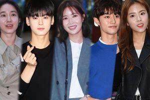Cha Eun Woo (ASTRO), Lim Soo Hyang và Park Joo Mi đẹp rạng rỡ tại buổi tiệc kết thúc phim 'Người đẹp Gangnam'