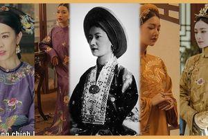 Tranh cãi nảy lửa về bộ ảnh 'nàng thơ xứ Huế': Trang phục cung đình Huế hay của Như Ý truyện - Diên Hi công lược?