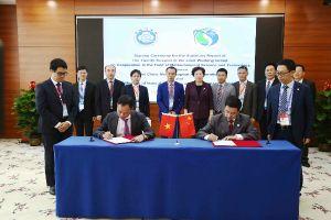 Việt Nam và Trung Quốc đẩy mạnh hợp tác khoa học kỹ thuật khí tượng