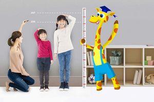 4 đặc điểm dự đoán chính xác tương lai trẻ lớn lên sẽ cao hay thấp