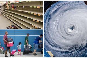 Tình hình 'siêu bão' Florence: người dân bang Carolina thiếu hụt lương thực nghiêm trọng, đang kêu gọi viện trợ