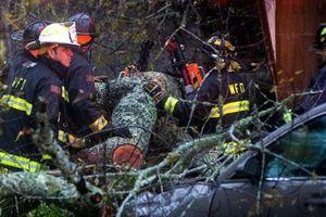 Siêu bão Florence càn quét khiến ít nhất 5 người Mỹ thiệt mạng