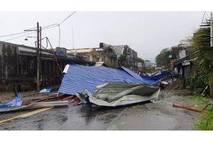 Siêu bão Mangkhut gây thiệt hại tại Philippines
