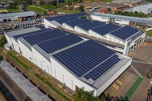 Điện mặt trời áp mái tăng cạnh tranh cho ngành thủy sản và kho lạnh