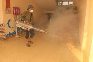 Tăng cường các biện pháp phòng chống bệnh sốt xuất huyết