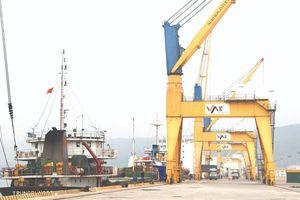 Phát triển hạ tầng và hệ thống cảng biển tại Khu Kinh tế Nghi Sơn