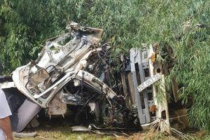 Cận cảnh hiện trường vụ TNGT thảm khốc 13 người chết tại Lai Châu