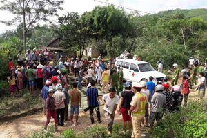 Xe khách và xe bồn đâm nhau, lao xuống vực ở Lai Châu làm rất nhiều người thương vong