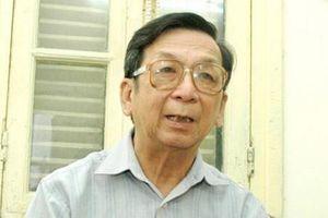 Giáo sư Trần Lâm Biền: 'Nói ăn thịt chó gây phản cảm là sai'