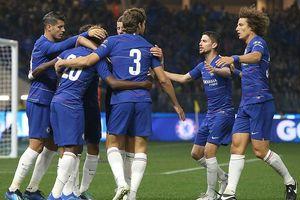 Chelsea - Cardiff: Cơ hội để The Blues độc chiếm ngôi đầu