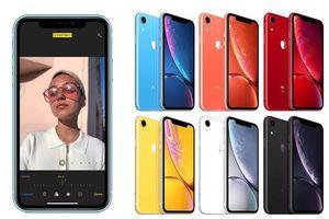 Cận cảnh smartphone iPhone XR chiều lòng khách hàng châu Á