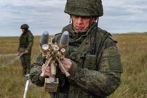 Nga-Trung phô diễn vũ khí ở cuộc tập trận Vostok 2018