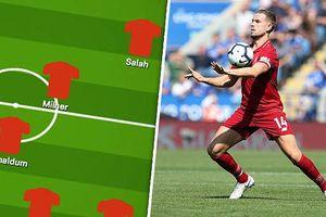 Đội hình dự kiến của Liverpool trước Tottenham ở vòng 5 Premier League