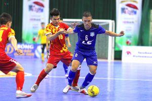 Lượt về giải futsal HDBank VĐQG 2018: Thái Sơn Nam trở lại cuộc đua vô địch