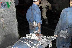 Quảng Ninh: Một công nhân than tử vong khi đang làm nhiệm vụ