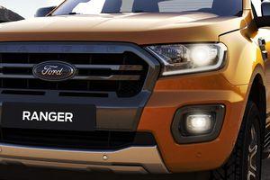 Khám phá Ford Ranger 2018 có giá từ 630 triệu đồng tại Việt Nam