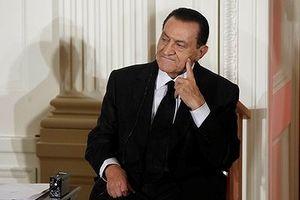 Tòa án Ai Cập bắt giữ 2 con trai của cựu Tổng thống Hosni Mubarak