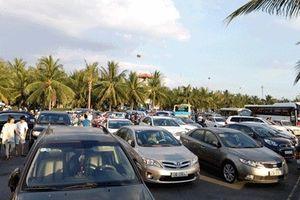 Đà Nẵng đầu tư 5 bãi đỗ xe tạm tại tuyến đường ven biển