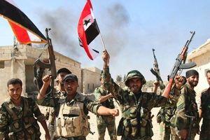 Chi tiết kịch bản tấn công Idlib của Quân đội chính phủ Syria