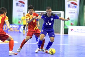 Futsal HDBank VĐQG 2018: Thái Sơn Nam quyết đua ngôi vô địch