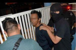 Malaysia bắt 10 nghi can âm mưu tấn công các trung tâm giải trí