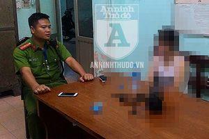 Hà Nội: Cảnh sát 113 kịp thời cứu cô gái trẻ định nhảy cầu Vĩnh Tuy tự vẫn
