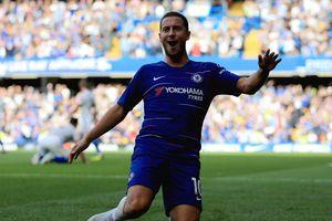 Chelsea đại thắng Cardiff 4-1: Có Hazard là có tất cả